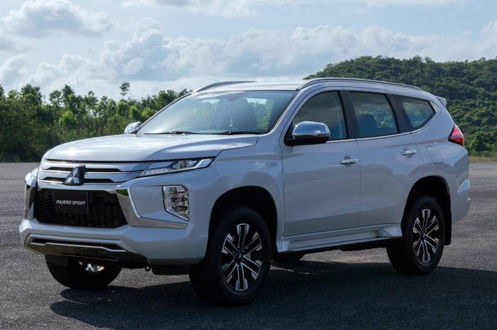 Mitsubishi Pajero Sport Facelift Dirumorkan Segera Meluncur Dalam Waktu Dekat Ini, Sudah Bisa Dipesan?